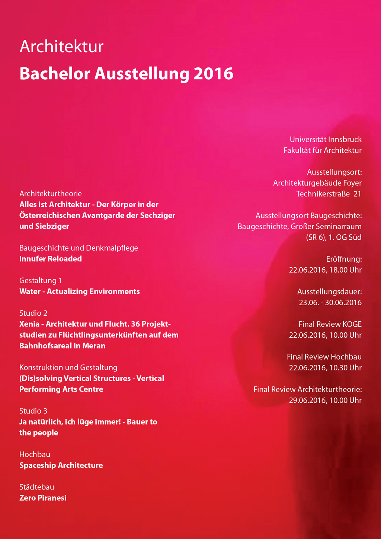 Poster Exhibition NEU